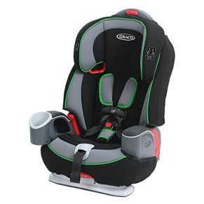 Graco Nautilus 65 3-in-1 Harness Booster, Fern