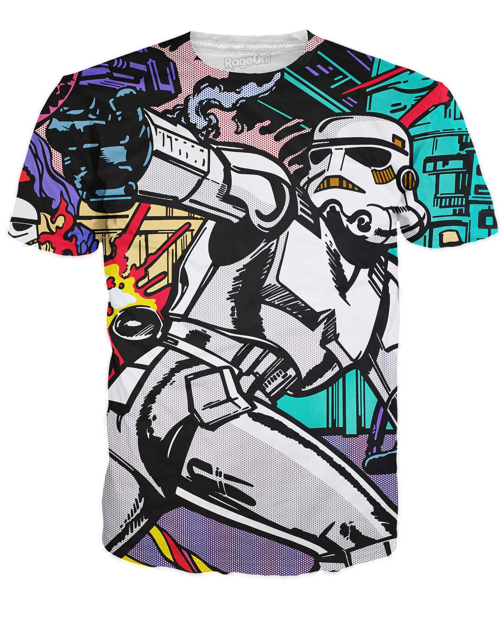 Storm troopers Delight T-Shirt Star Wars Graphic Tee