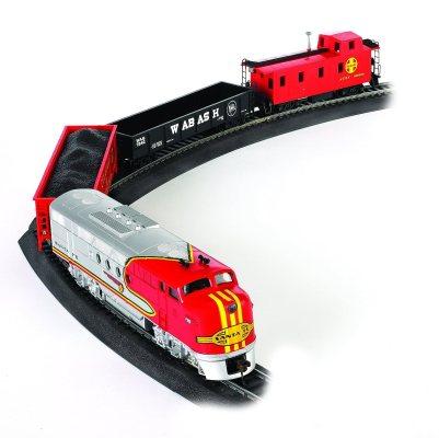 HO Scale Train Set for Sale