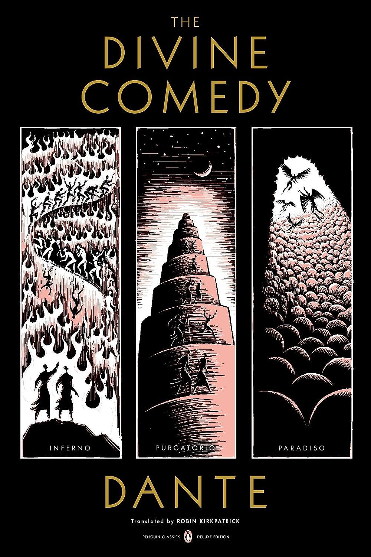 Divine Comedy cover