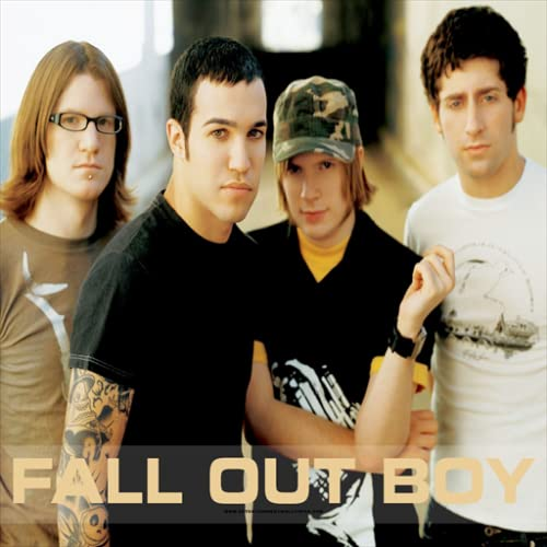 Fall Out Boy Rock band Songs