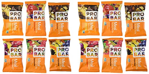 Probar Meal Bar Variety Pack of 12