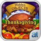 Hidden Objects Thanksgiving & 3 puzzle games