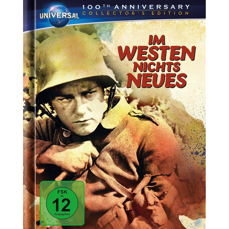 Im Westen nichts Neues Blu-Ray [Limited Collector's Edition]; ca. 19 Euro