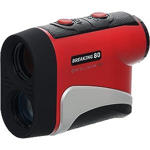Breaking 80 Best Golf Laser RangeFinder with PenSensor 3 Advanced FlagSeeker & InteliScan Technology