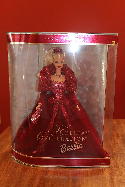 Set of 16 Collectible Barbie Dolls & Barbie Ornament