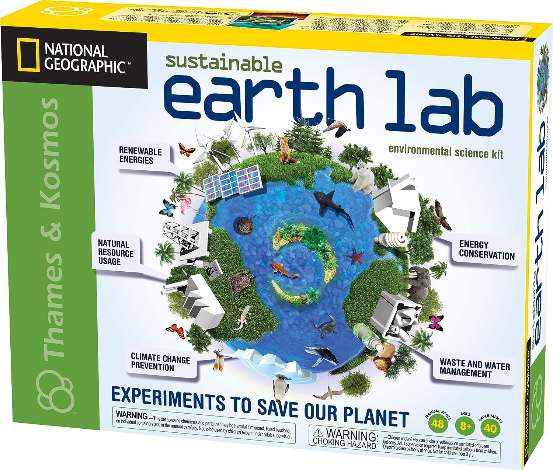 Nat Geo Sustainable Earth Lab