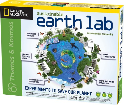 Nat Geo Sustainable Earth Lab