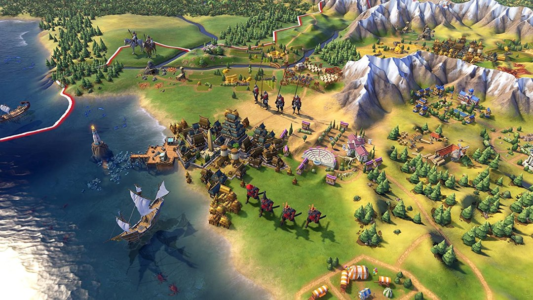 Sid Meier's Civilization VI Announced 1