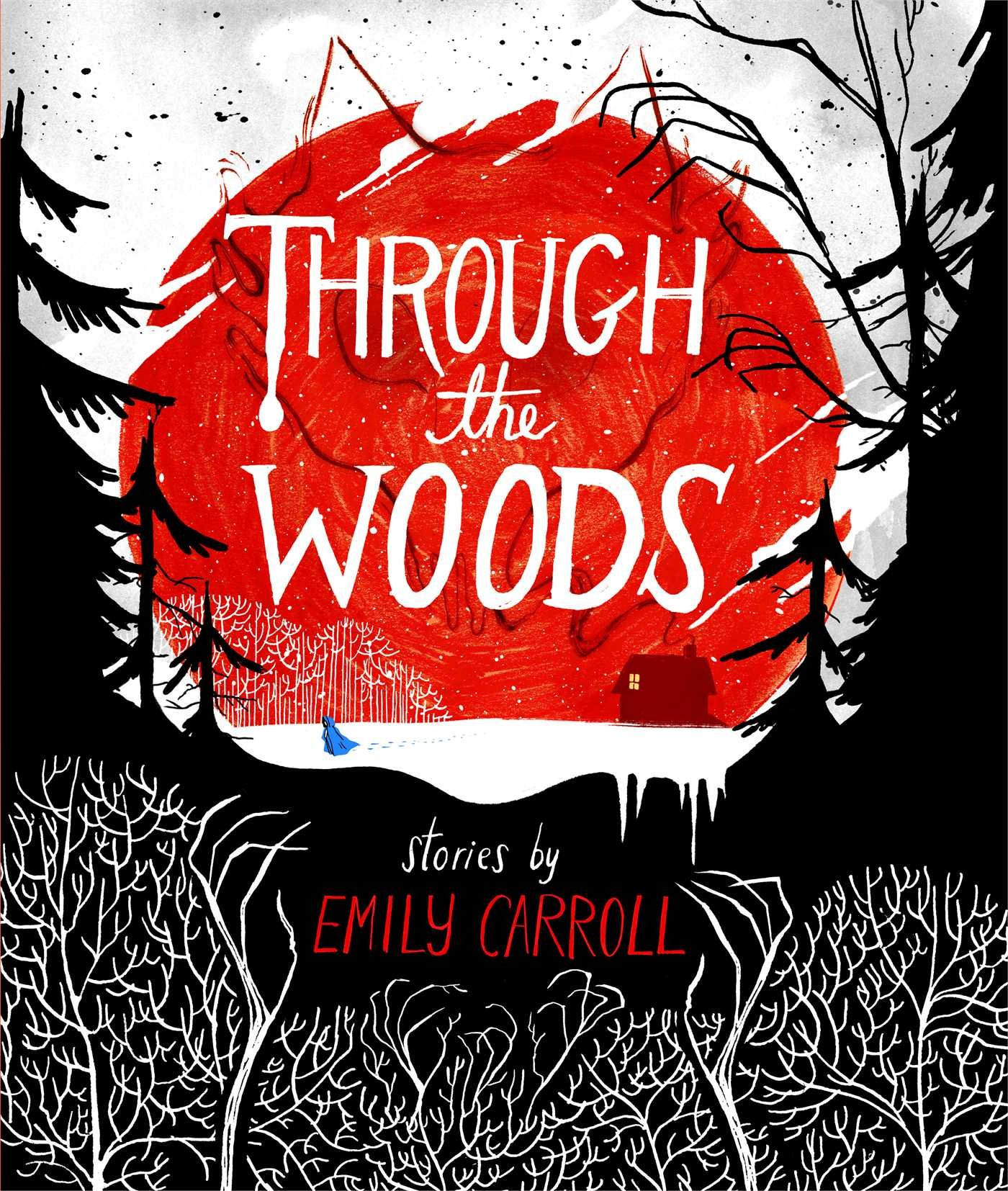 Image result for through the woods by emily carroll