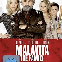 Malavita: The family / Regie: Luc Besson. Darst.: Robert DeNiro; Michelle Pfeiffer; Tommy Lee Jones ...