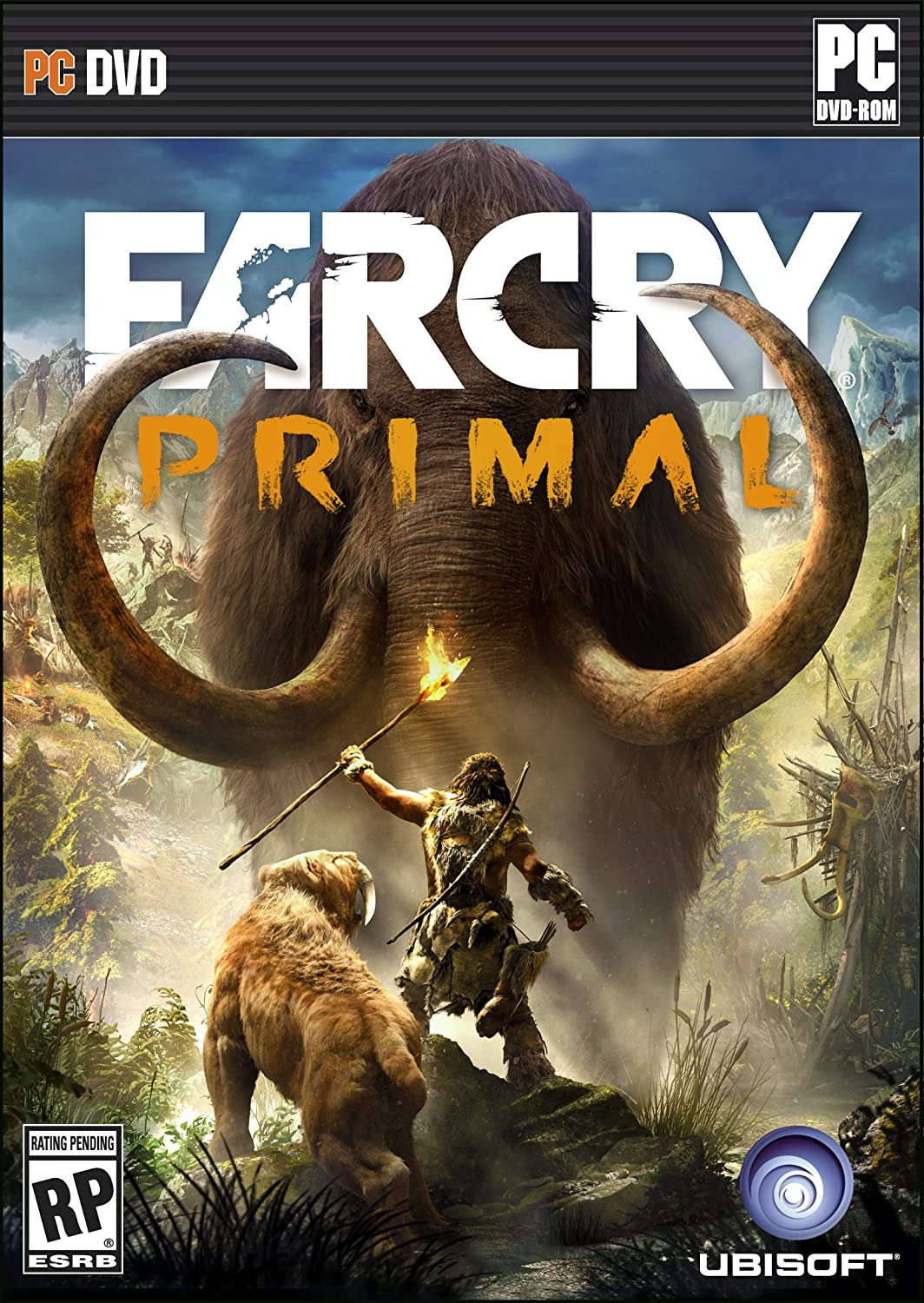 Far Cry Primal Announced For PC, PS4, & Xbox One 11