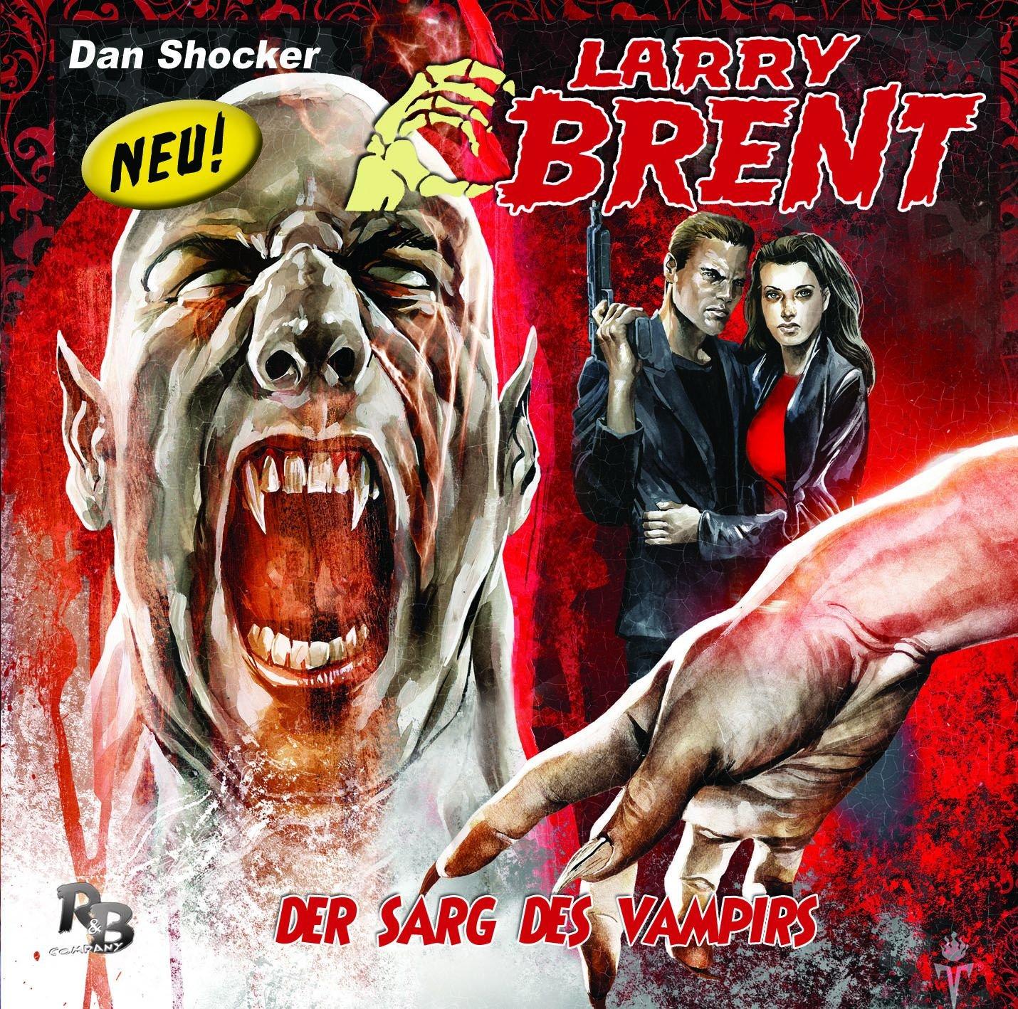 Larry Brent (6) Der Sarg des Vampirs (R&B Company)