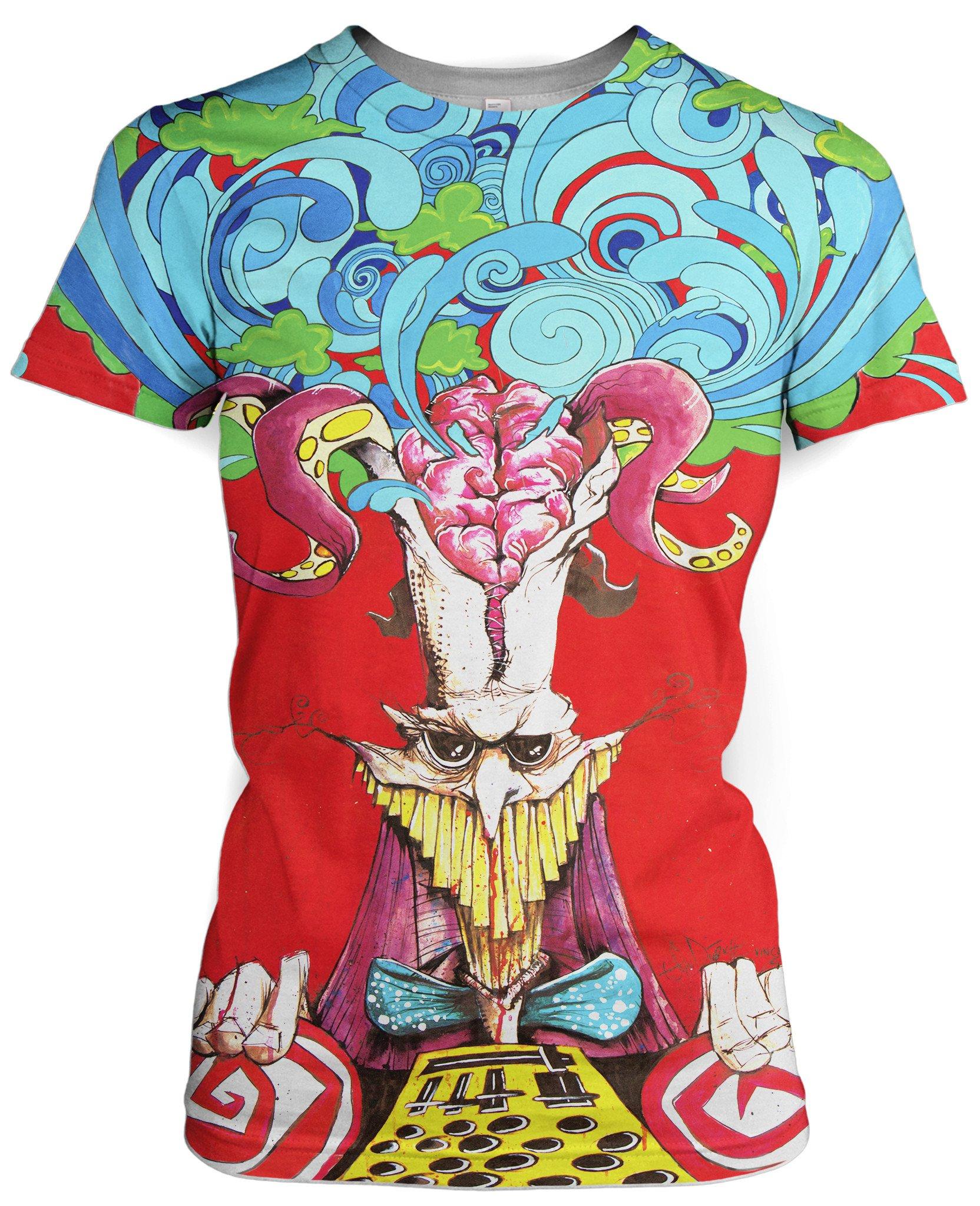 RageOn Women's Corpus Collosum T-Shirt
