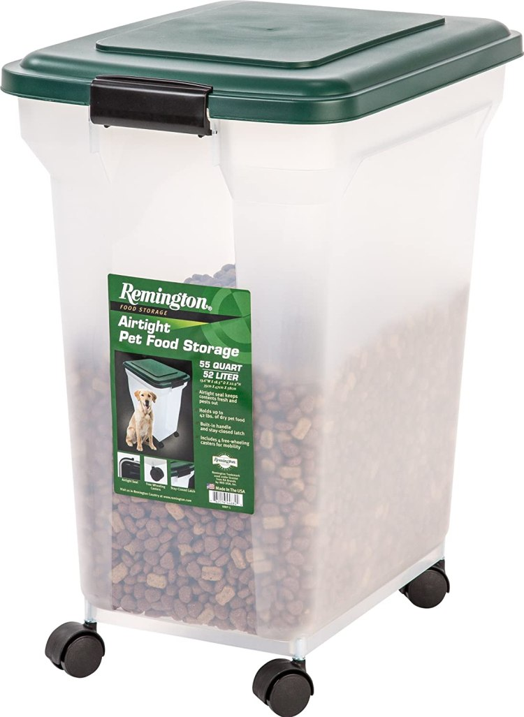 Air Tight Pet Food Storage Container