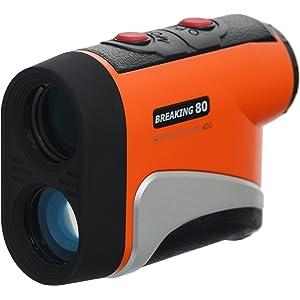 Breaking 80 Laser Range Finder with PinSensor 3