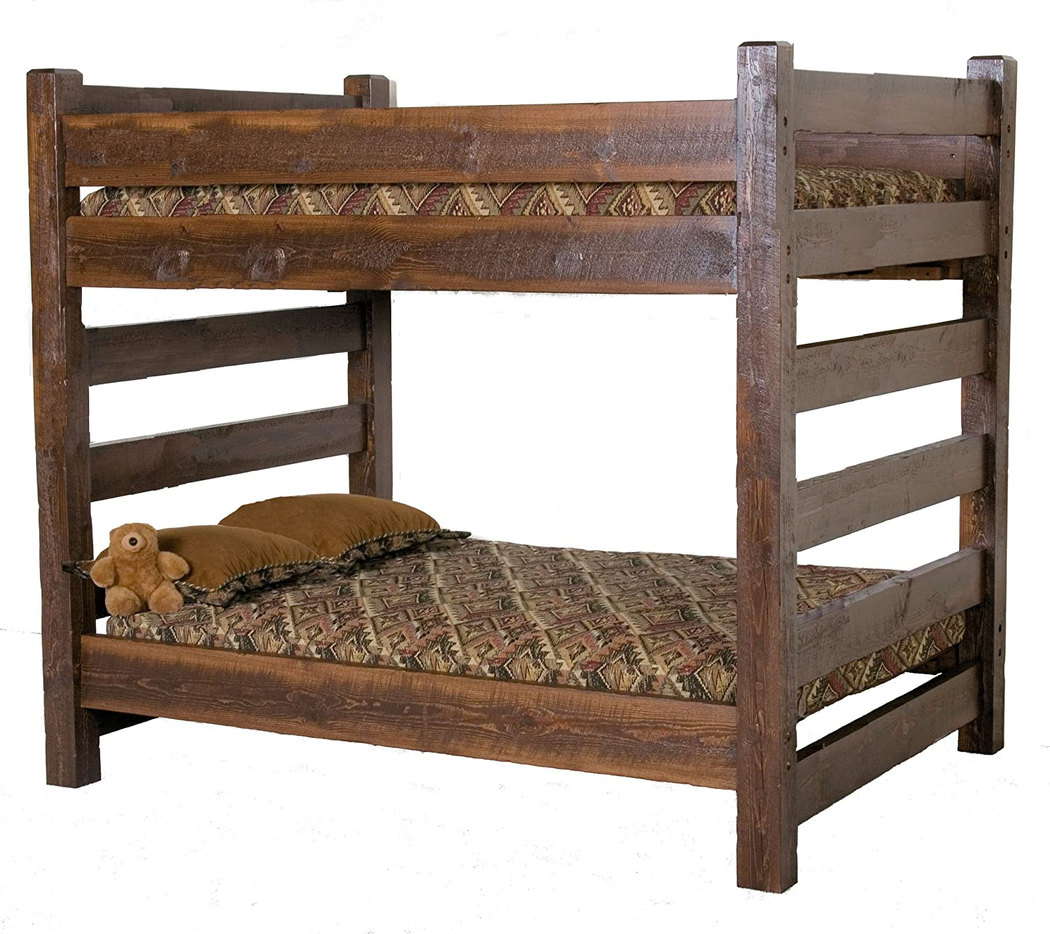 How to build queen size bunk bed plans plans woodworking for Wooden bunkbeds