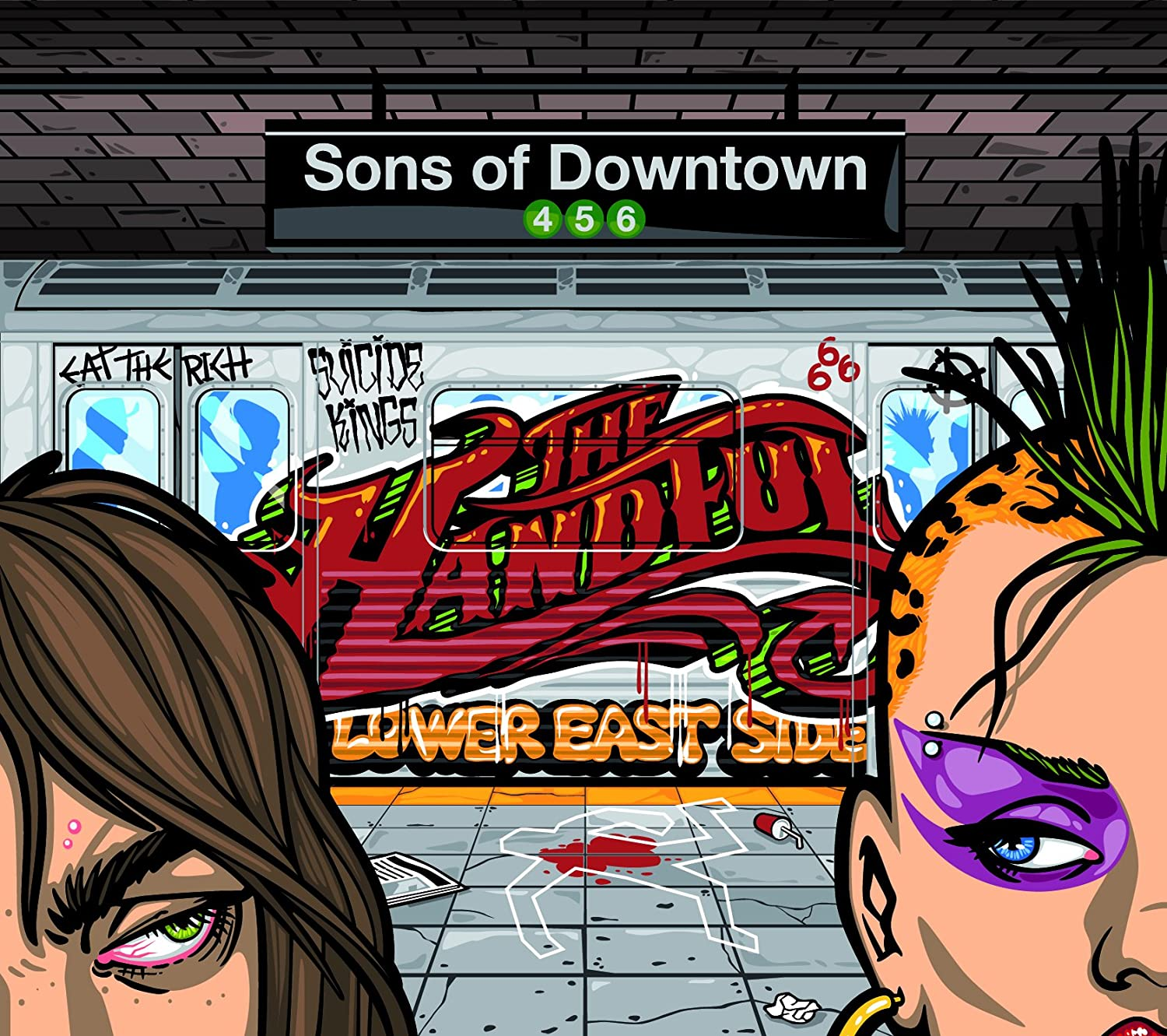 THE HANDFUL Sons of Downtown