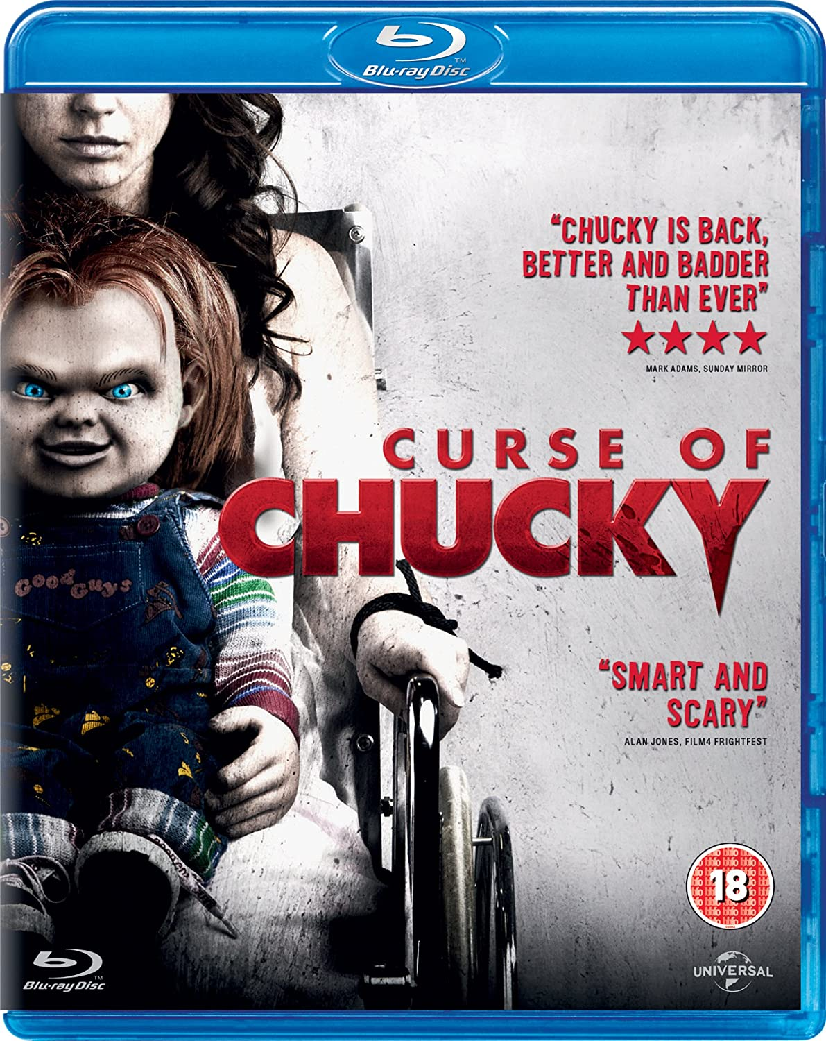 Parallax home of jesse maitland - Review Curse Of Chucky