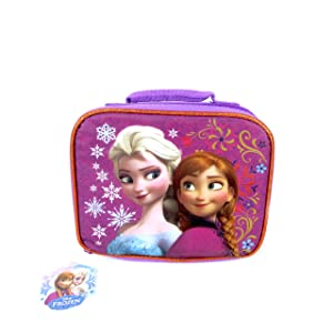 Disney FCCOR04ZA Frozen Lunch Kit, Purple