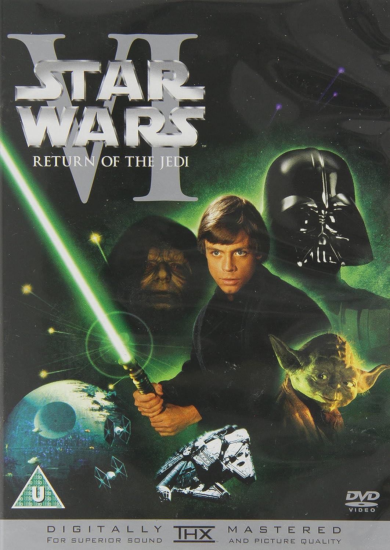 Star wars return of the jedi characters