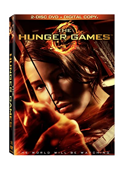The Hunger Games (2-Disc DVD + Digital Copy)
