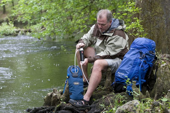 best water filter for survival kit