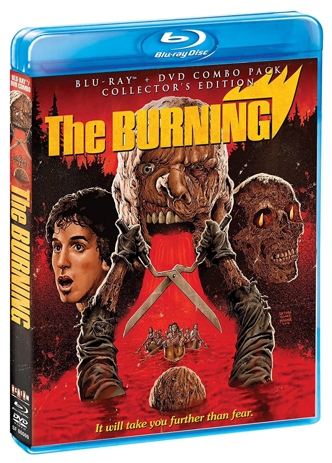 Image result for the burning shout factory
