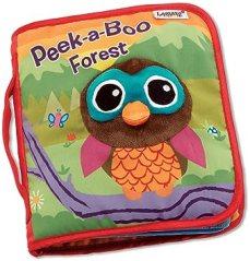 Lamaze Peek-A-Boo Forest Soft Book