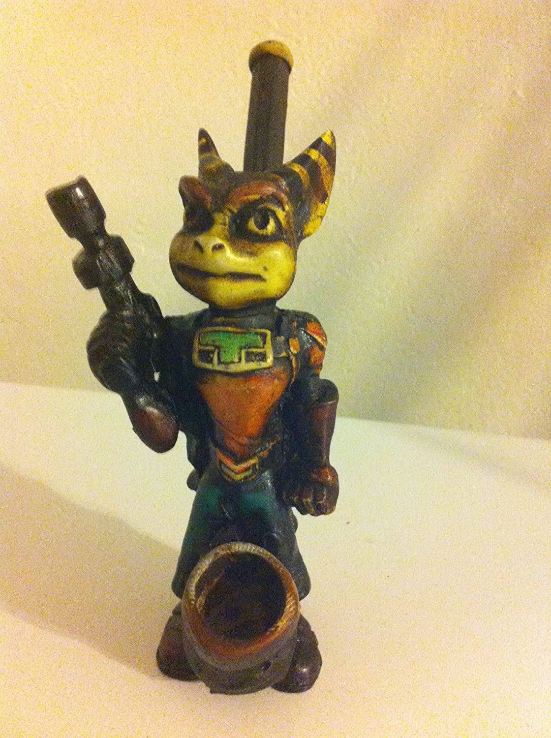 Ratchet from Ratchet & Clank Tobacco Pipe
