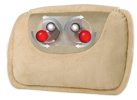 HoMedics Thera-P Shiatsu Massage Pillow with Heat