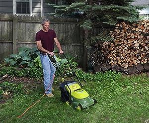 Sun Joe MJ401E Mow Joe 14-Inch 12 Amp Electric Lawn Mowers With Grass Catcher review