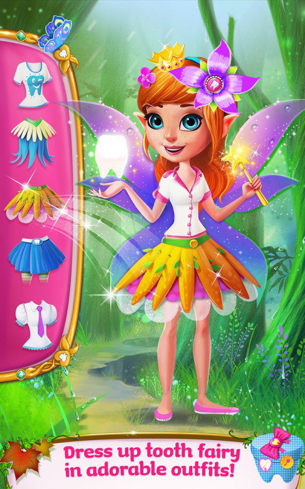 Amazon.com: Tooth Fairy Princess - Magical Adventure ...