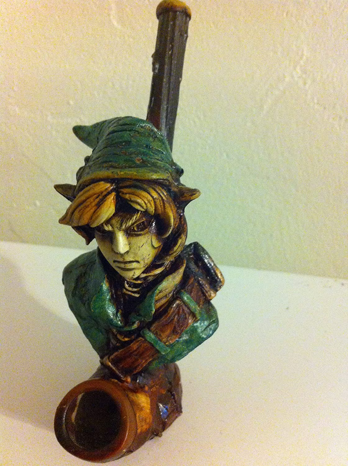 Legend of Zelda - Link Pipe