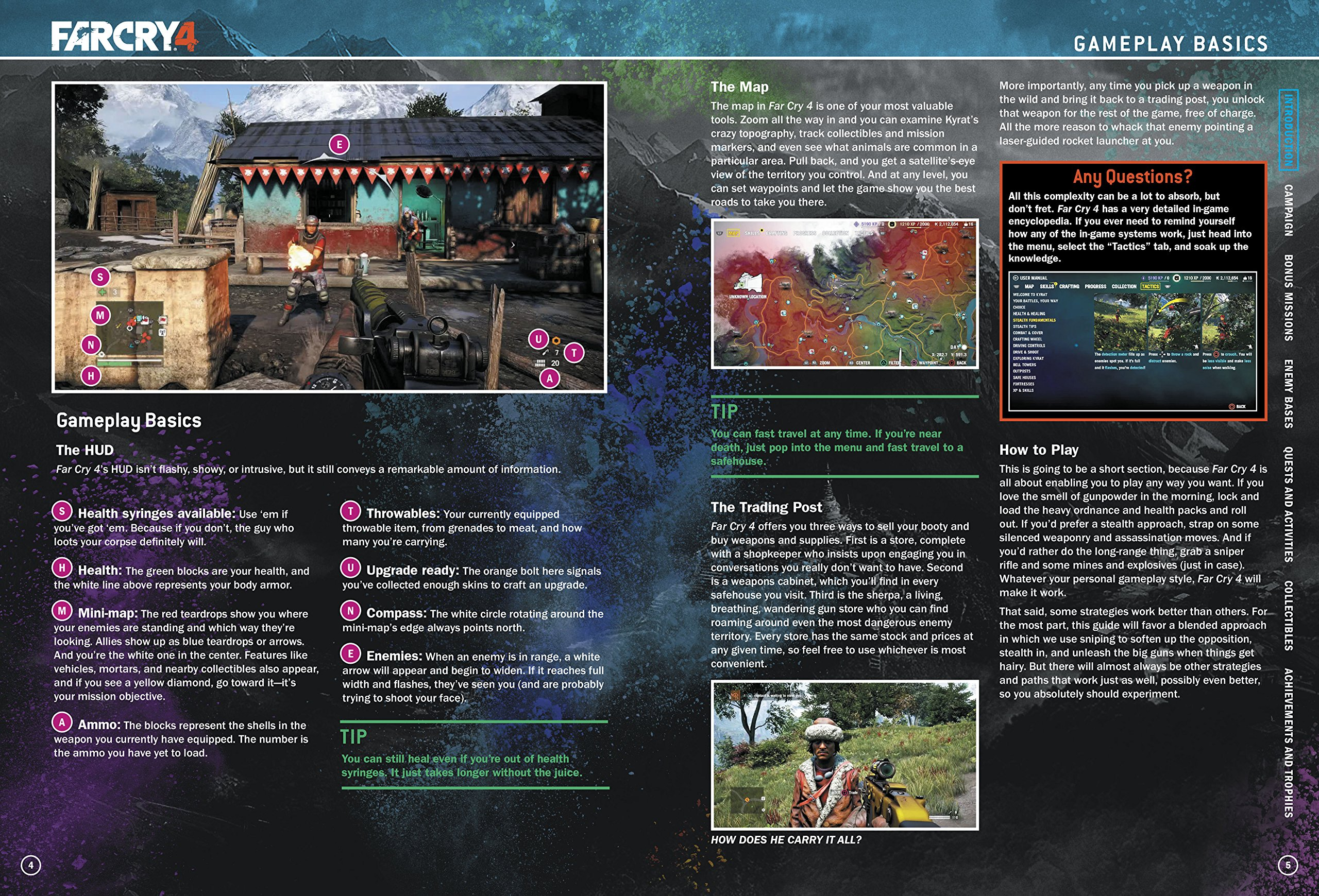 Free Preview Images From The Far Cry 4 Prima Official