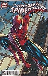 アメコミリーフ『MARVEL NOW! アメイジング・スパイダーマン』#1 VARIANT EDITION