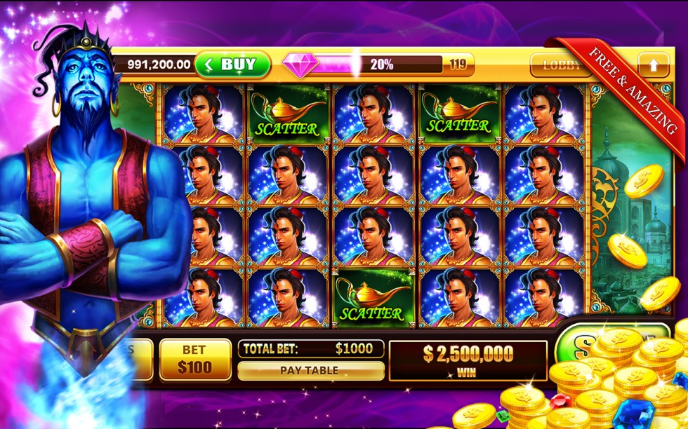 Amazon.com: Slots Forever - FREE Casino Slot Machine Games ...