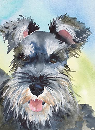 Personalized Dog Painting