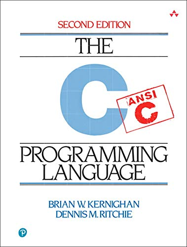 Amazon.co.jp: C Programming Language (2nd Edition) (Prentice Hall Software): Brian W. Kernighan, Dennis Ritchie: 洋書