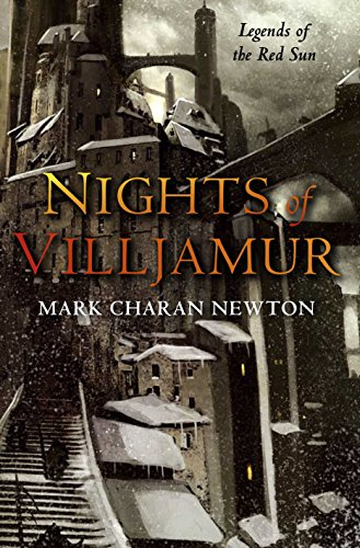Nights of Villjamur by Mark Charan Newton