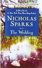 The Wedding by Nicholas Sparks
