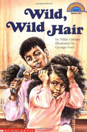 wild wild hair book
