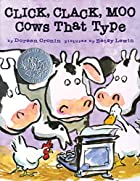 Click, Clack, Moo: Cows That Type by Doreen…