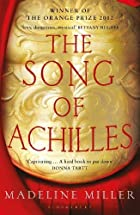 Song of Achilles book cover