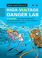 High Voltage Danger Lab cover art