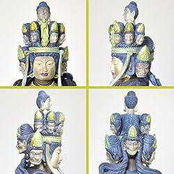 様々な表情を持つ11の顔をリアルに再現。