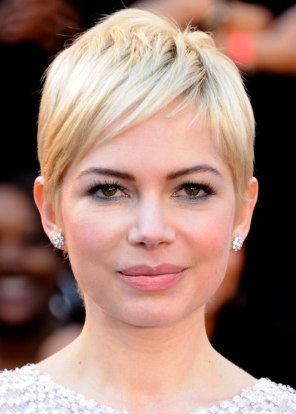 short hairstyle for those whose sweat and long hair trigger scalp eczema