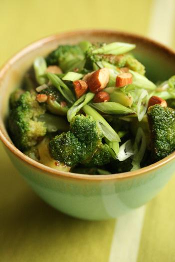 garlic-broccoli recipe