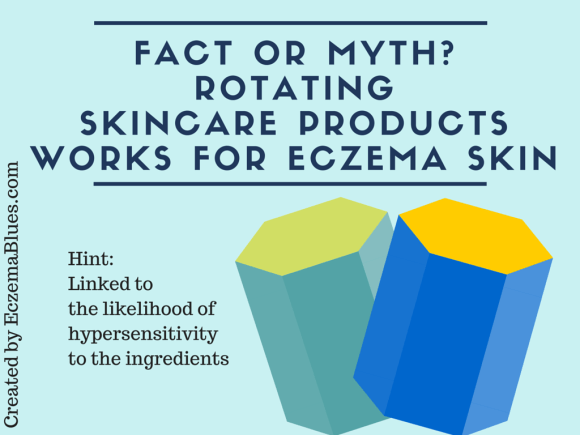 Skincare Moisturizer as Eczema Support