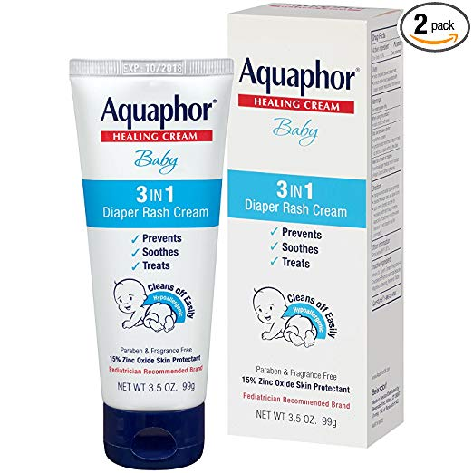 Aquaphor diaper cream